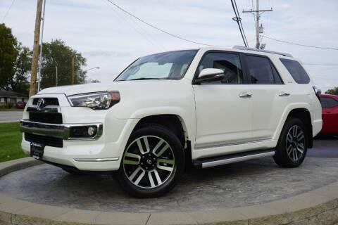 2016 Toyota 4Runner for sale at Platinum Motors LLC in Heath OH
