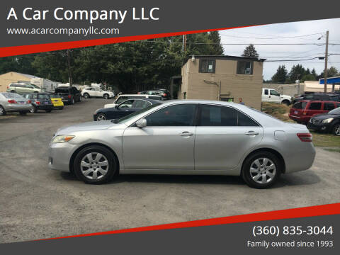 2010 Toyota Camry for sale at A Car Company LLC in Washougal WA