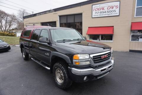 2007 GMC Sierra 3500 Classic for sale at I-Deal Cars LLC in York PA