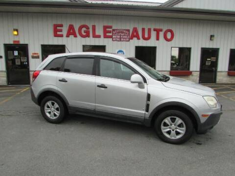 2009 Saturn Vue for sale at Eagle Auto Center in Seneca Falls NY