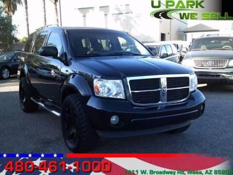 2007 Dodge Durango for sale at UPARK WE SELL AZ in Mesa AZ