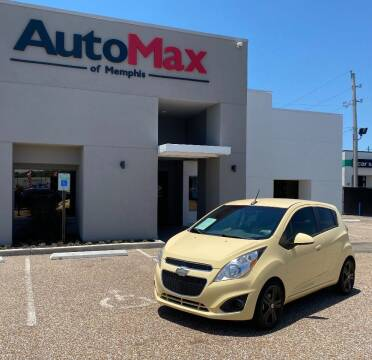 2014 Chevrolet Spark for sale at AutoMax of Memphis - Nate Palmer in Memphis TN