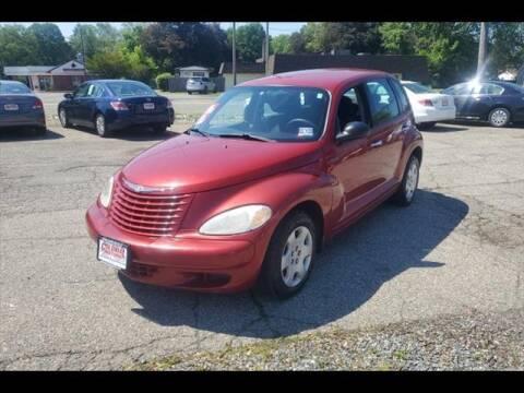 2005 Chrysler PT Cruiser for sale at Colonial Motors in Mine Hill NJ