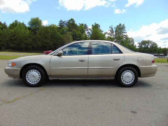 2003 Buick Century for sale at E & M AUTO SALES in Locust Grove VA