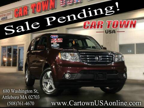2014 Honda Pilot for sale at Car Town USA in Attleboro MA