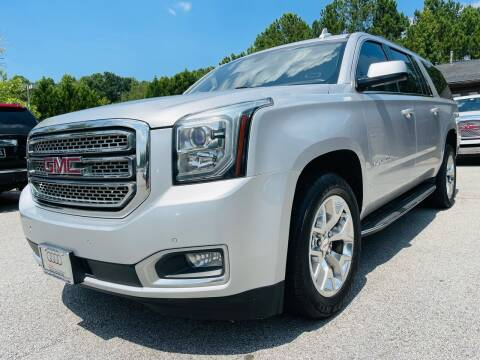 2016 GMC Yukon XL for sale at Classic Luxury Motors in Buford GA