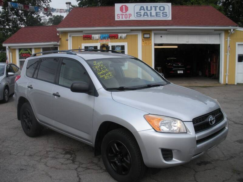 2011 Toyota RAV4 for sale at One Stop Auto Sales in North Attleboro MA