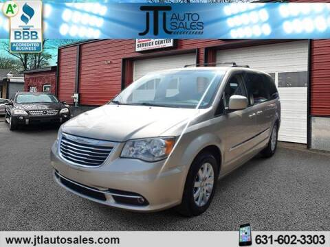 2012 Chrysler Town and Country for sale at JTL Auto Inc in Selden NY