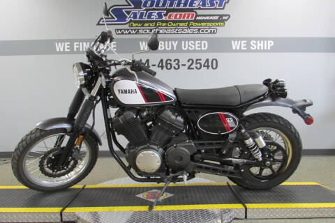 2017 Yamaha SCR950 for sale at Southeast Sales Powersports in Milwaukee WI