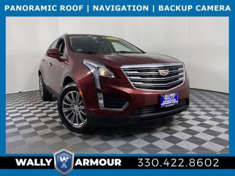 2017 Cadillac XT5 for sale at Wally Armour Chrysler Dodge Jeep Ram in Alliance OH