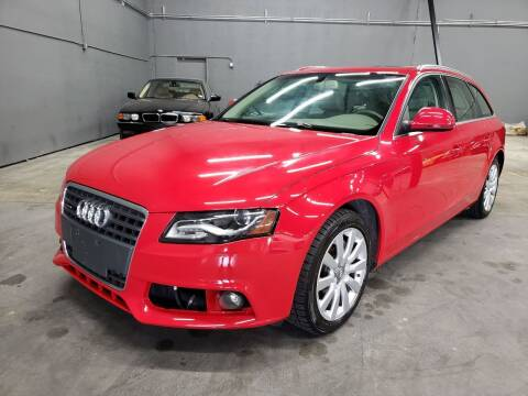 2009 Audi A4 for sale at EA Motorgroup in Austin TX