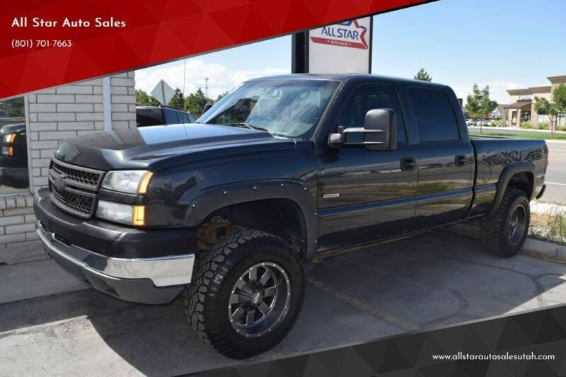 2005 Chevrolet Silverado 2500HD for sale at All Star Auto Sales in Pleasant Grove UT