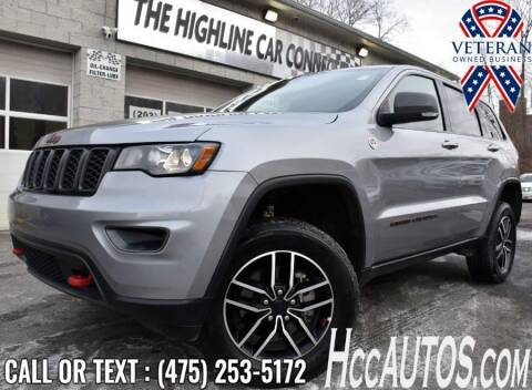 2020 Jeep Grand Cherokee for sale at The Highline Car Connection in Waterbury CT