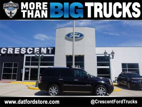 2014 GMC Yukon for sale at Crescent Ford in Harahan LA