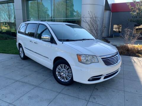 2012 Chrysler Town and Country for sale at Top Motors in San Jose CA