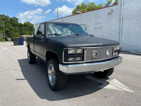1988 GMC Sierra 2500 for sale at Consumer Auto Credit in Tampa FL