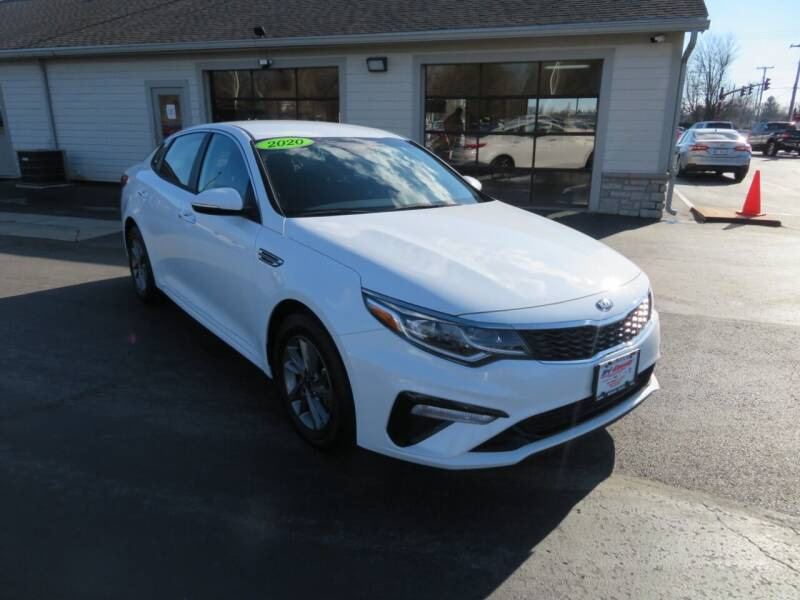 2020 Kia Optima for sale at Tri-County Pre-Owned Superstore in Reynoldsburg OH