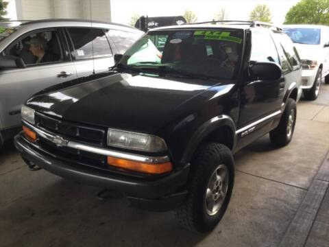 2000 Chevrolet Blazer for sale at D & J AUTO EXCHANGE in Columbus IN