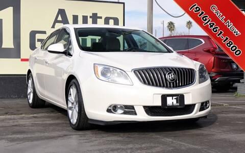 2013 Buick Verano for sale at H1 Auto Group in Sacramento CA