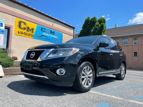 2015 Nissan Pathfinder for sale at Car Mart Auto Center II, LLC in Allentown PA