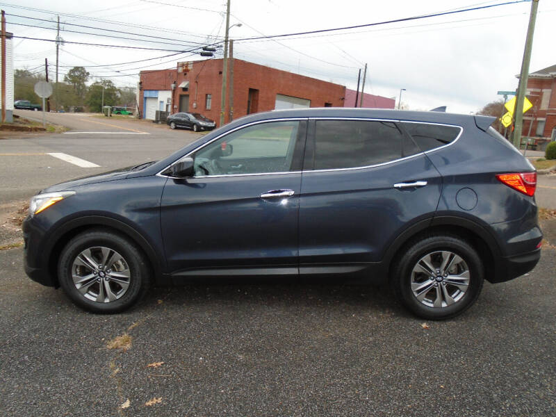 2016 Hyundai Santa Fe Sport for sale at Norman-Blackmon Motor Company Inc in Greenville AL