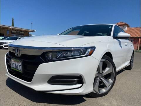 2018 Honda Accord for sale at MADERA CAR CONNECTION in Madera CA