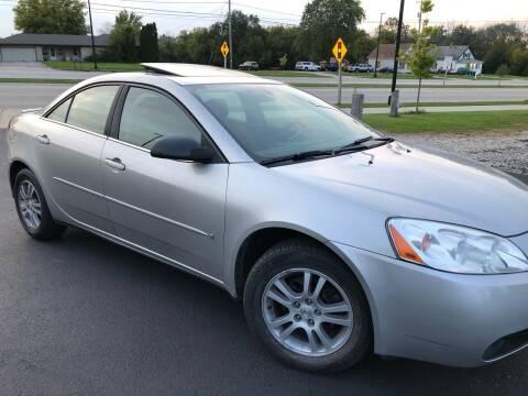 2006 Pontiac G6 for sale at Wyss Auto in Oak Creek WI