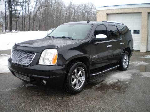 2008 GMC Yukon for sale at Route 111 Auto Sales in Hampstead NH