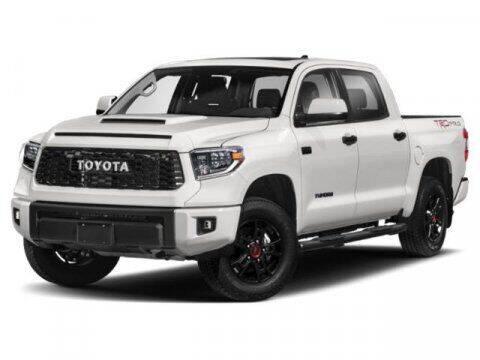 2021 Toyota Tundra for sale at BEAMAN TOYOTA - Beaman Buick GMC in Nashville TN