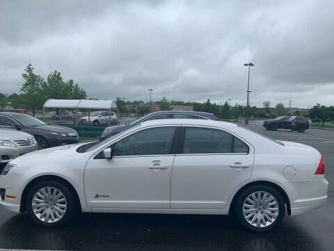2011 Ford Fusion Hybrid for sale at Primary Motors Inc in Commack NY