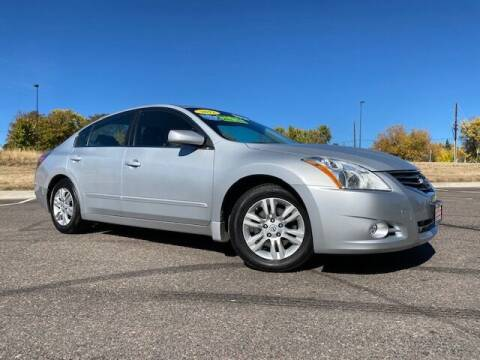 2012 Nissan Altima for sale at UNITED Automotive in Denver CO