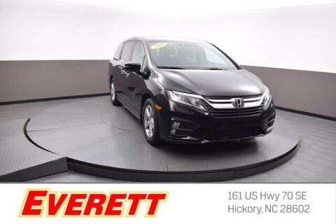 2018 Honda Odyssey for sale at Everett Chevrolet Buick GMC in Hickory NC