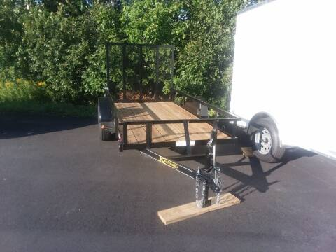 2020 Kaufman B Landscape Trailer for sale at Mascoma Auto INC in Canaan NH