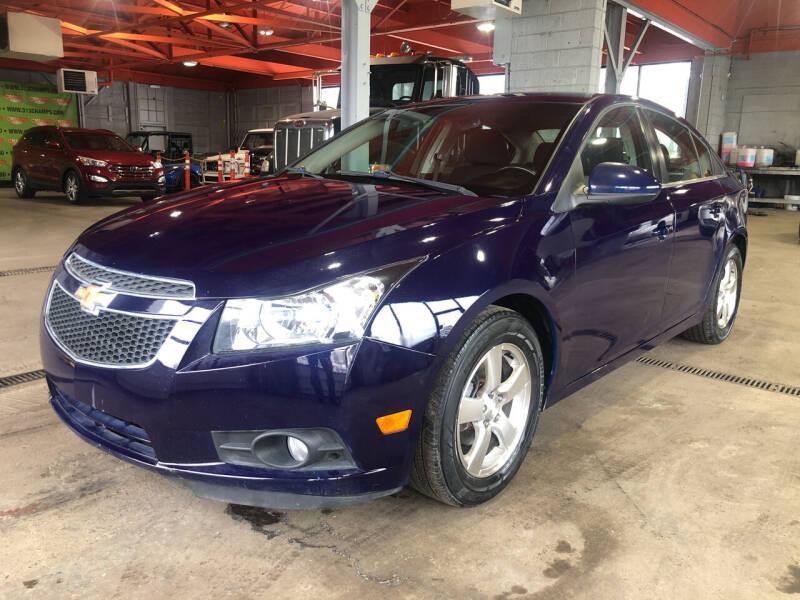 2013 Chevrolet Cruze for sale at Champs Auto Sales in Detroit MI