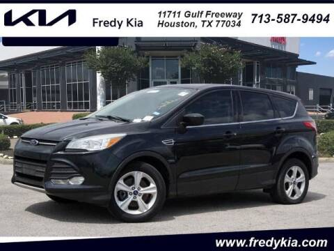 2014 Ford Escape for sale at FREDY KIA USED CARS in Houston TX