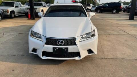 2014 Lexus GS 350 for sale at Auto Limits in Irving TX