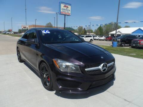 2014 Mercedes-Benz CLA for sale at America Auto Inc in South Sioux City NE