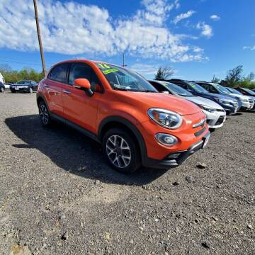 2016 FIAT 500X for sale at ALL WHEELS DRIVEN in Wellsboro PA