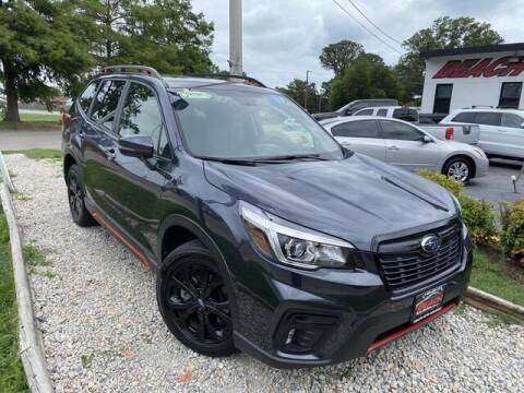 2019 Subaru Forester for sale at Beach Auto Brokers in Norfolk VA