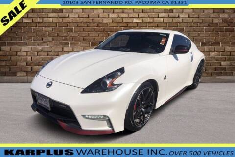 2016 Nissan 370Z for sale at Karplus Warehouse in Pacoima CA