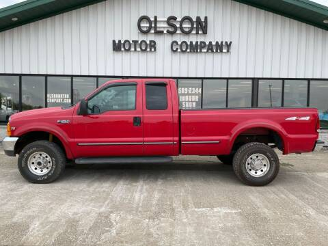 1999 Ford F-250 Super Duty for sale at Olson Motor Company in Morris MN