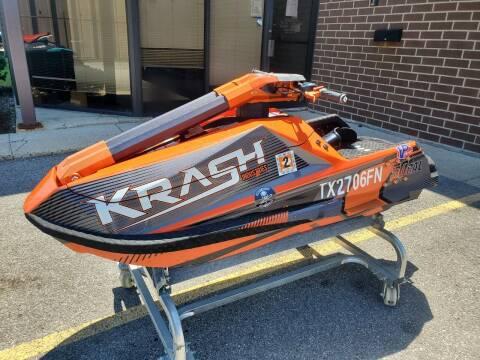 2019 Krash Industries 50 Cal