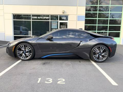 2014 BMW i8 for sale at Euro Auto Sport in Chantilly VA