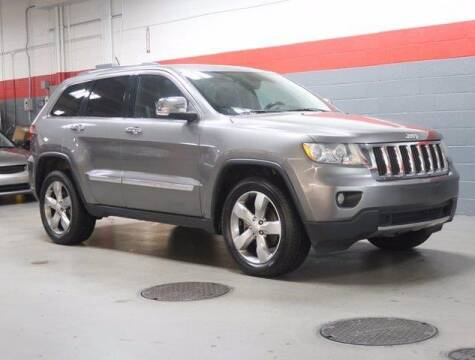 2013 Jeep Grand Cherokee for sale at CU Carfinders in Norcross GA