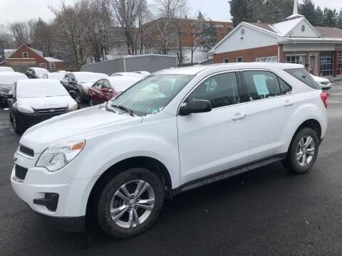 2015 Chevrolet Equinox for sale at Fellini Auto Sales & Service LLC in Pittsburgh PA