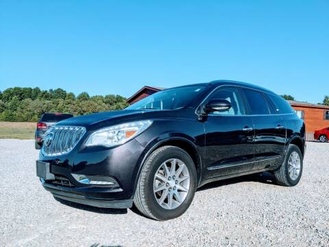 2013 Buick Enclave for sale at Delta Motors LLC in Jonesboro AR