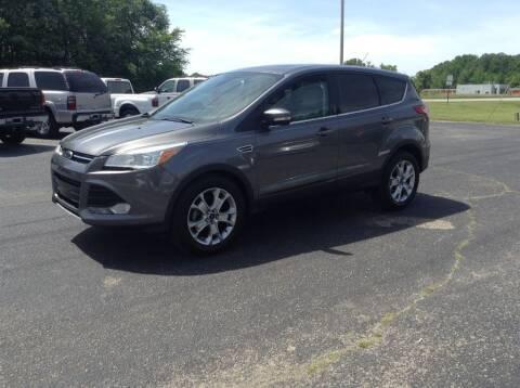 2013 Ford Escape for sale at Darryl's Trenton Auto Sales in Trenton TN