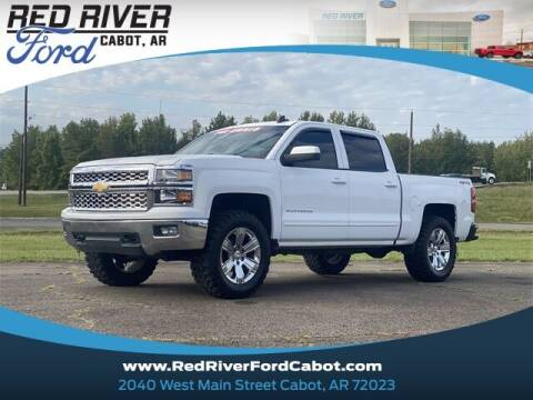 2015 Chevrolet Silverado 1500 for sale at RED RIVER DODGE - Red River of Cabot in Cabot, AR