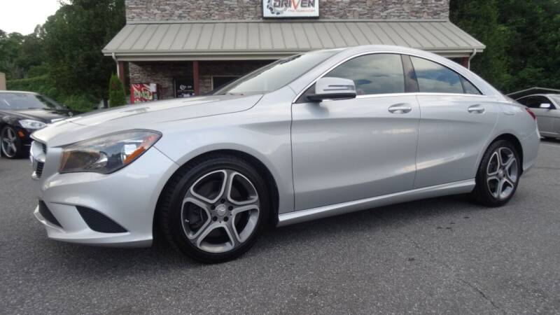 2014 Mercedes-Benz CLA for sale at Driven Pre-Owned in Lenoir NC