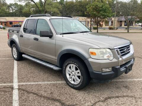 2008 Ford Explorer Sport Trac for sale at Borderline Auto Sales in Loveland OH